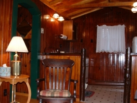 Cabin 3 Interior View