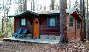 Cabin 3 Exterior View